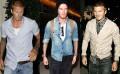 famosos luciendo camisa half tuck