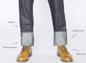 Roll Up, tendencia hombre 2014