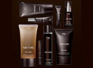 Tom Ford, cosméticos masculinos