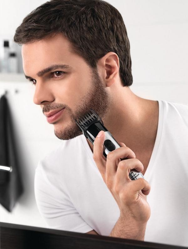 Biotherm gel para barba y bigote for Estilos de barba sin bigote