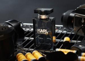 Karl Lagerfeld, primera línea de perfumes