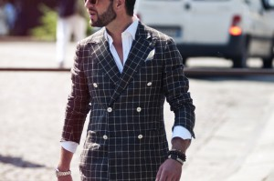 Se lleva la blazer vintage
