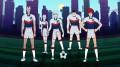 Lacoste L!ve ha creado una colección cápsula junto al artista Sanghon Kim de estilo deportivo e inspirada en el Manga japonés de los años 80.