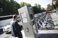 La bicicleta se pone de moda en Madrid
