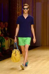 Rafael Medina en la 080 Barcelona Fashion