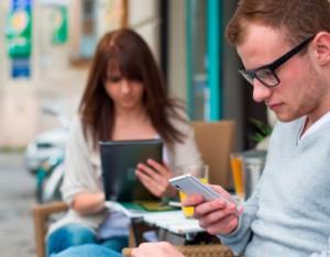 Enganchados al smartphone