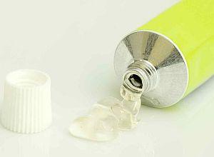 tubo de gel anticonceptivo para hombres
