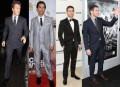 4 famosos luciendo el traje perfecto