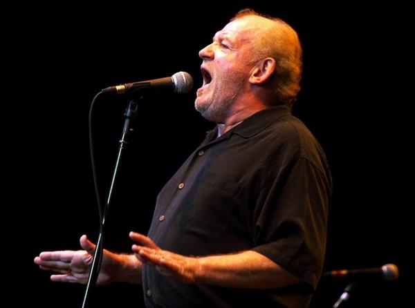 Joe Cocker cantando