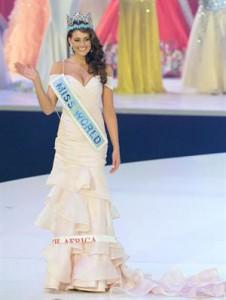 Miss Mundo 2014 coronada