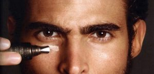 Se hincha el ojo de la crema