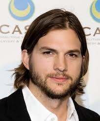 Hombres con el pelo largo, Ashton Kutcher