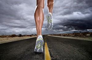 Resultado de imagen de zapatillas corriendo