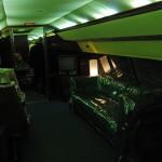 interiores aviones elvis presley