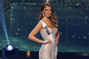 Desirée Cordero en Miss Universo 2015