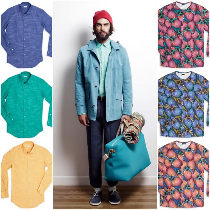 camisas de la nueva colección de Soloio para hombre