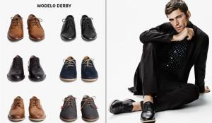 Imagen de zapatos derby de H&M