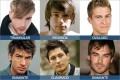 diferentes tipos de rostro