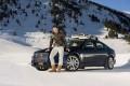 Aitor ocio con el Jaguar XF