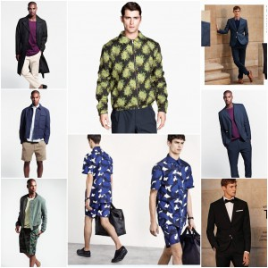 moda hombre Primavera 2015 de H&M