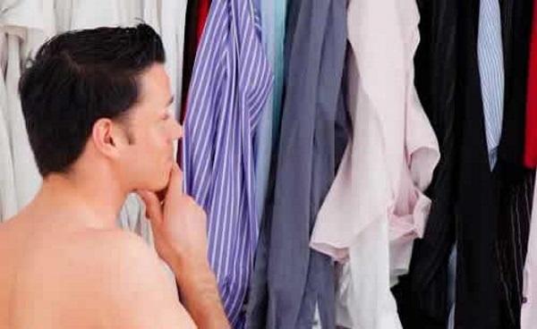 Hombres gay en el armario