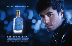 Enrique Iglesias en spot de Adrenaline Night