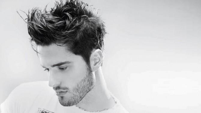 peinados para hombre logra el efecto despeinado