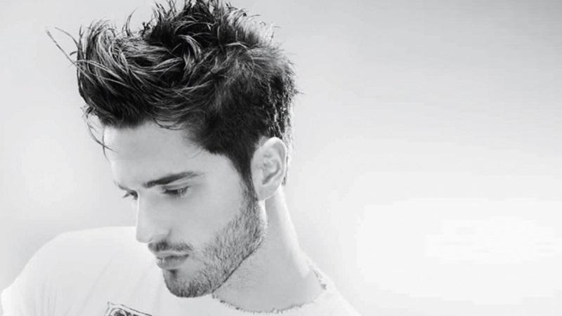 Peinados para hombre logra el efecto despeinado - Peinados modernos de hombres ...