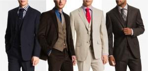 hombres luciendo traje con chaleco