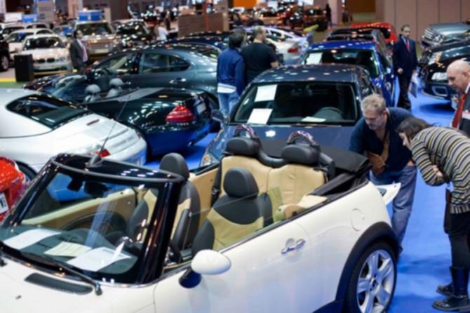 tienda de coches de segunda mano
