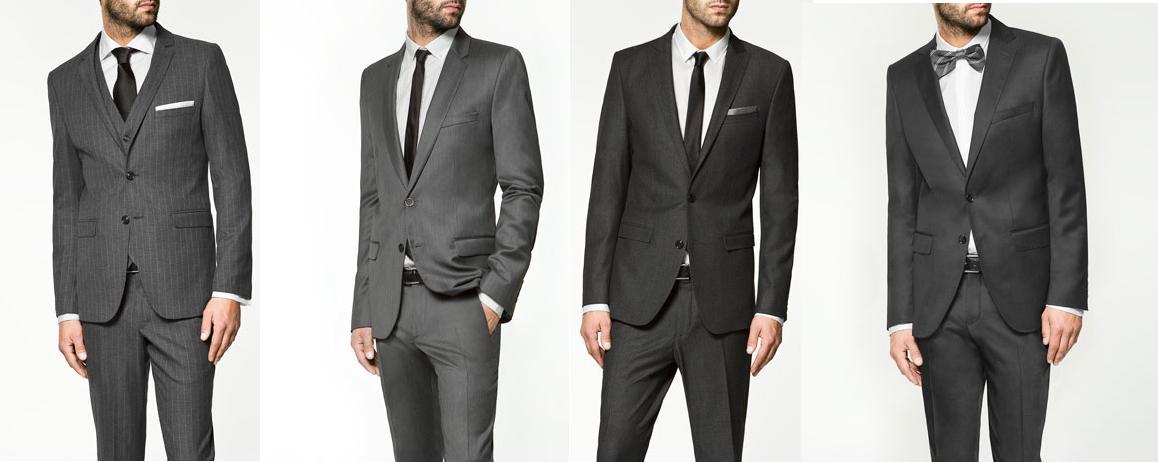 Los trajes siempre son sinónimo del buen vestir para todos los hombres, y tienen que realzar al máximo nuestra figura. Es fundamental que te pruebes y acertar adecuadamente con la talla perfecta, un fallo de tallaje pueden destrozar tu imagen e incluso tu estilo personal.