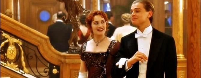 imagen película Titanic