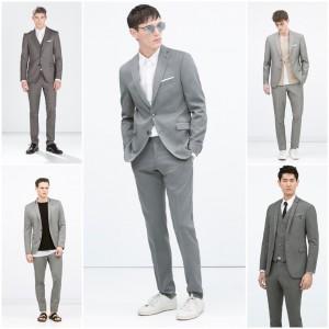 trajes hombre para Verano 2015 Zara