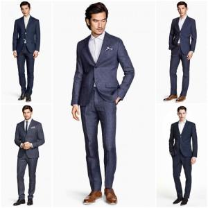 trajes hombre para Verano 2015 H&M