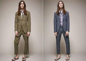 marc jacobs apuesta por combinar traje con sandalias