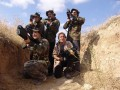 jugadores en combat zone bcn