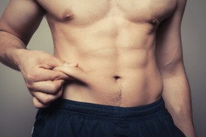 Flacidez cutánea masculina