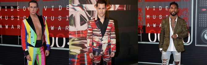 MTV Video Music Awards, los peores looks