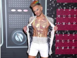frankie grande en los MTV Video Music Awards