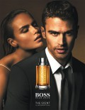 Theo James anuncio The Scent