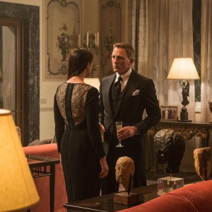 James Bond en Spectre vestido por Tom Ford