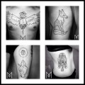tatuajes de mo ganji