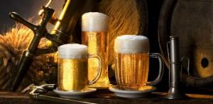 Beber cerveza es saludable
