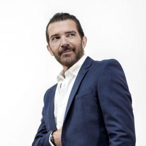 Antonio Banderas, primera colección de moda hombre