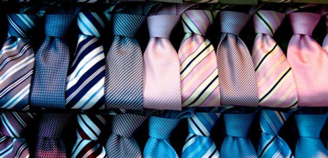 Corbatas para el Verano