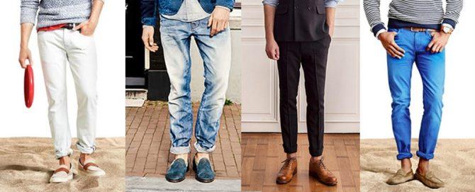 Bajo del pantalón, cómo acertar con la largura y anchura