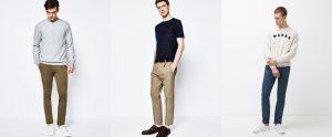 Pantalones chinos de Zara