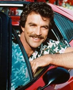 Tom Selleck en Magnum