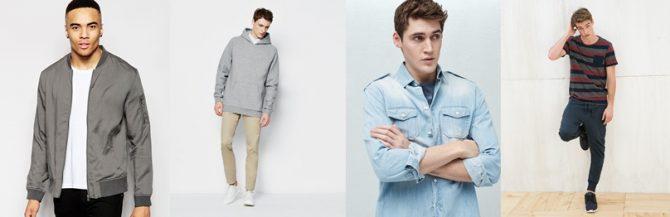 Tendencias moda hombre P/V 2016