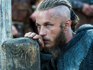 Vikingos look salvaje